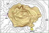 Definisi Peta Topografi, Manfaat dan Cara Membacanya