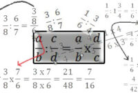 Cara Menghitung Pembagian Pecahan Biasa dan Campuran