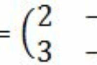 Contoh Soal Matriks Beserta Pembahasannya Lengkap
